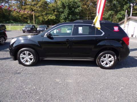 2015 Chevrolet Equinox for sale at RJ McGlynn Auto Exchange in West Nanticoke PA
