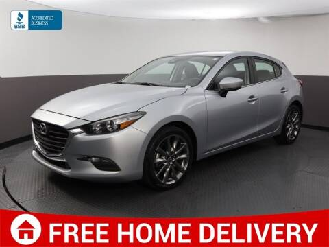2018 Mazda MAZDA3 for sale at Florida Fine Cars - West Palm Beach in West Palm Beach FL