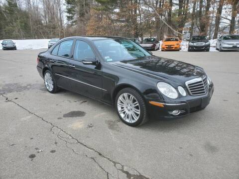 2008 Mercedes-Benz E-Class for sale at Pelham Auto Group in Pelham NH