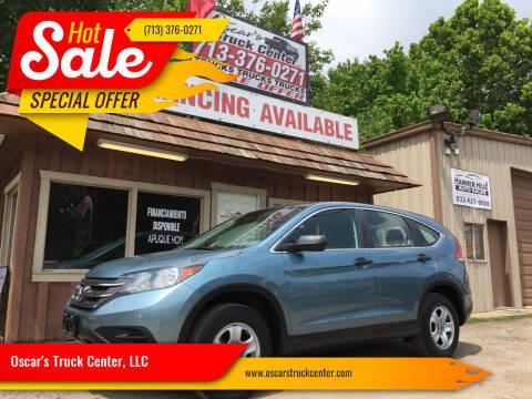 2014 Honda CR-V for sale at Oscar's Truck Center, LLC in Houston TX