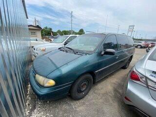 1996 Ford Windstar for sale at Car Depot in Detroit MI