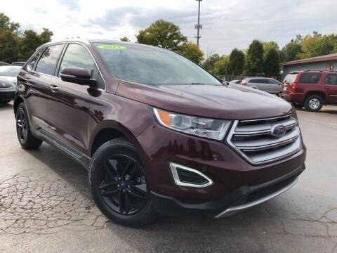 2017 Ford Edge for sale at Newcombs Auto Sales in Auburn Hills MI