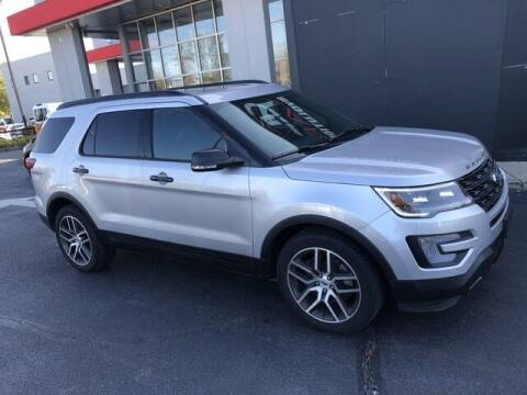 2017 Ford Explorer for sale at Car Revolution in Maple Shade NJ