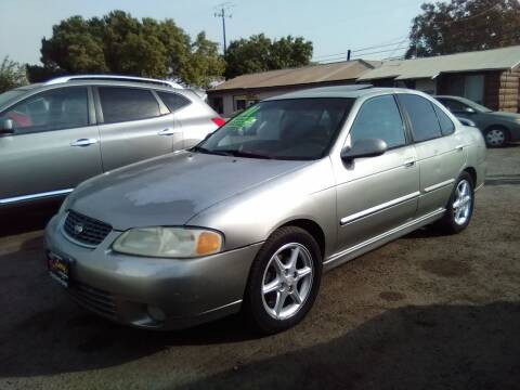 2001 Nissan Sentra for sale at Larry's Auto Sales Inc. in Fresno CA