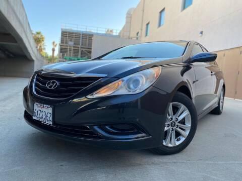 2011 Hyundai Sonata for sale at Bay Auto Exchange in San Jose CA