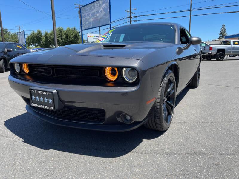 2017 Dodge Challenger for sale at 5 Star Auto Sales in Modesto CA