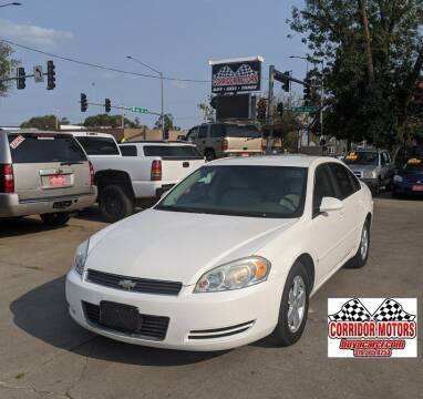 2007 Chevrolet Impala for sale at Corridor Motors in Cedar Rapids IA