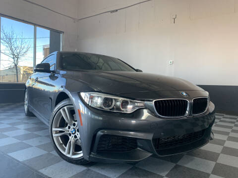 2015 BMW 4 Series for sale at Auto Expo in Las Vegas NV