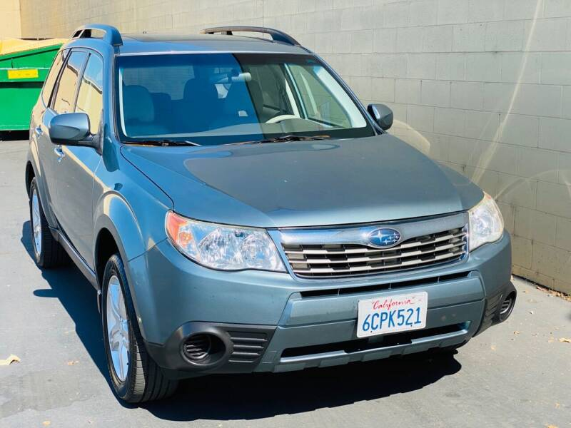2009 Subaru Forester for sale at Auto Zoom 916 Rancho Cordova in Rancho Cordova CA