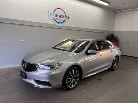 2018 Acura TLX for sale at WCG Enterprises in Holliston MA