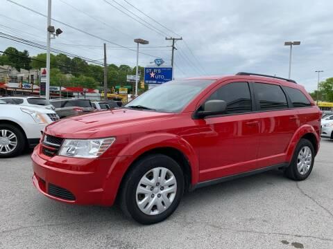 2013 Dodge Journey for sale at Stars Auto Finance in Nashville TN