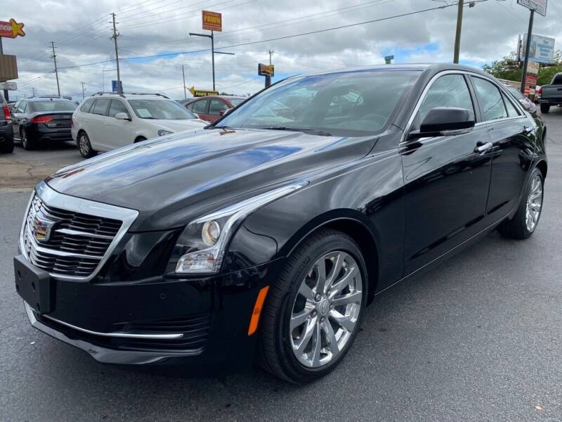 2018 Cadillac ATS for sale at Modern Automotive in Boiling Springs SC
