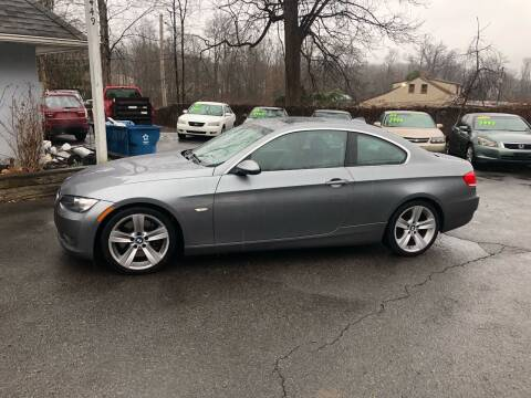 2007 BMW 3 Series for sale at 22nd ST Motors in Quakertown PA