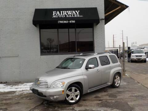 2008 Chevrolet HHR for sale at FAIRWAY AUTO SALES, INC. in Melrose Park IL