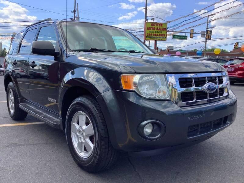 2008 Ford Escape for sale at Active Auto Sales in Hatboro PA
