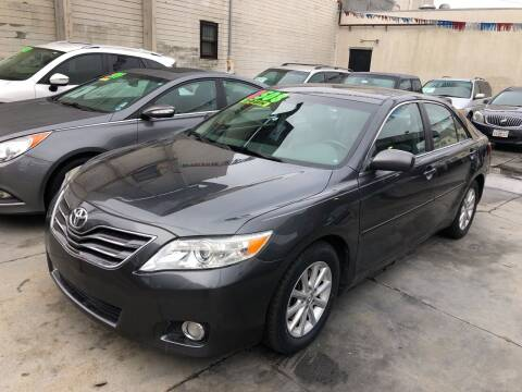 2011 Toyota Camry for sale at Excelsior Motors , Inc in San Francisco CA