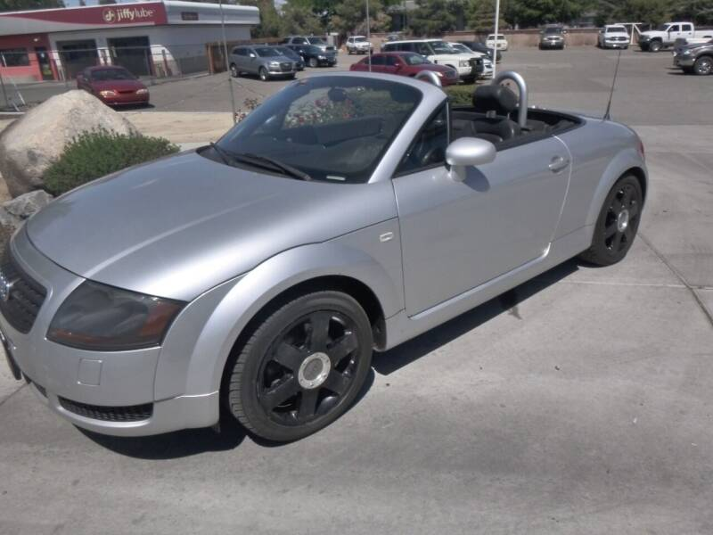 2002 Audi TT for sale at Ideal Cars and Trucks in Reno NV
