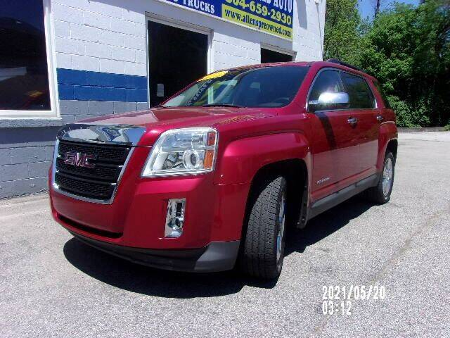 2015 GMC Terrain for sale at Allen's Pre-Owned Autos in Pennsboro WV