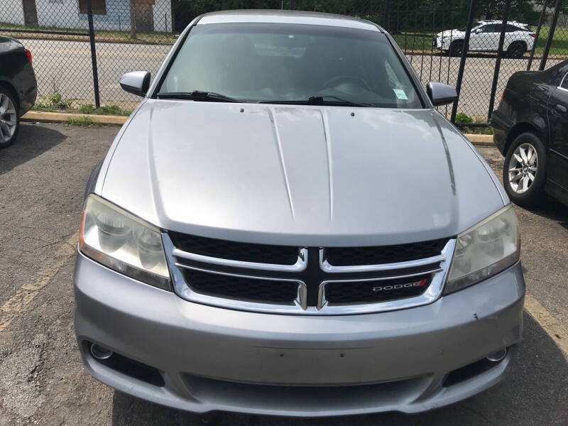 2013 Dodge Avenger for sale at STL AutoPlaza in Saint Louis MO