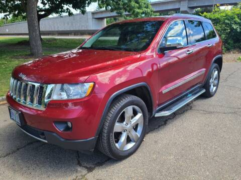 2012 Jeep Grand Cherokee for sale at EXECUTIVE AUTOSPORT in Portland OR