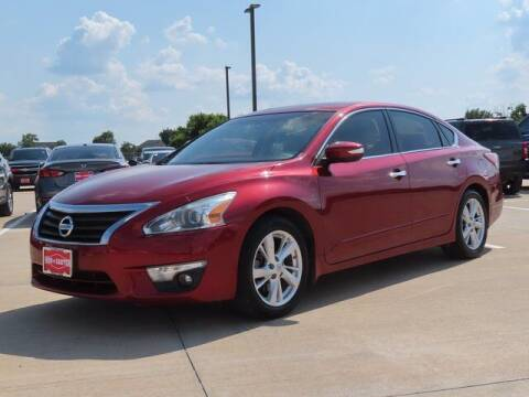 2015 Nissan Altima for sale at BIG STAR HYUNDAI in Houston TX