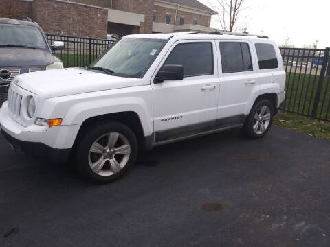 2011 Jeep Patriot for sale at ENZO AUTO in Parma OH