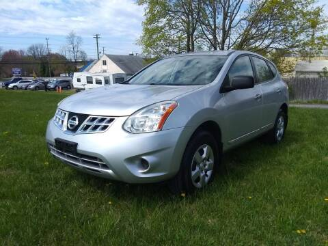 2012 Nissan Rogue for sale at CAR FINDERS OF MARYLAND LLC in Eldersburg MD