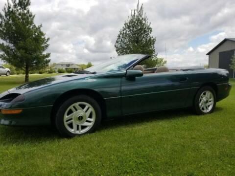 1995 Chevrolet Camaro for sale at Classic Car Deals in Cadillac MI