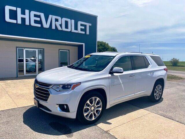 2018 Chevrolet Traverse for sale in Odebolt, IA