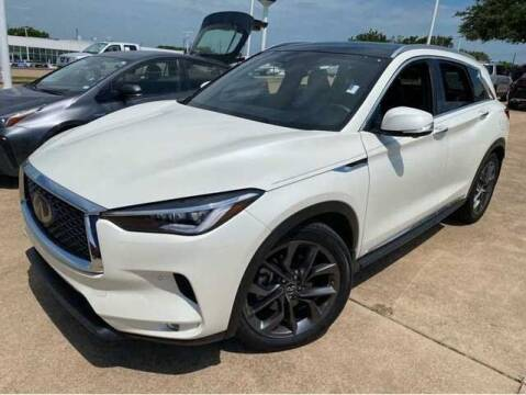 2019 Infiniti QX50 for sale at FREDY USED CAR SALES in Houston TX