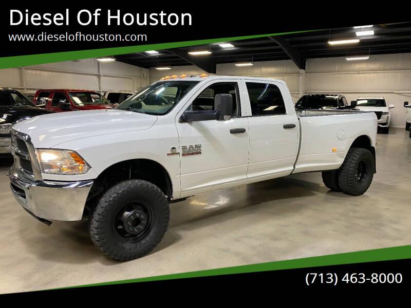 2018 RAM Ram Pickup 3500 for sale at Diesel Of Houston in Houston TX