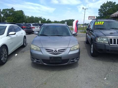 2006 Mazda MAZDA3 for sale at Marino's Auto Sales in Laurel DE