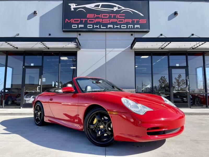 2002 Porsche 911 for sale at Exotic Motorsports of Oklahoma in Edmond OK