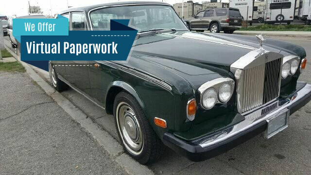 1979 Rolls-Royce Silver Shadow for sale at High Line Auto Sales in Salt Lake City UT