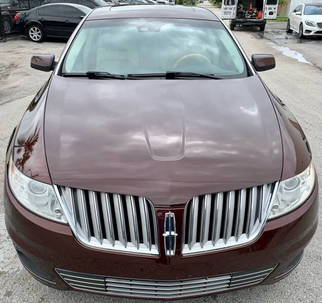 2009 Lincoln MKS for sale at Naber Auto Trading in Hollywood FL