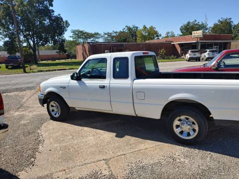 2004 Ford Ranger for sale at VAUGHN'S USED CARS in Guin AL