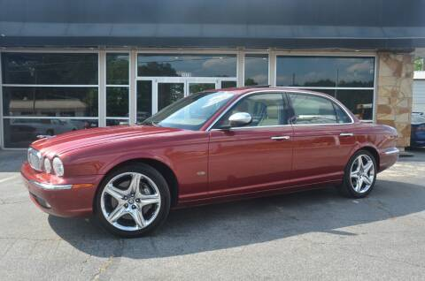 2007 Jaguar XJ-Series for sale at Amyn Motors Inc. in Tucker GA