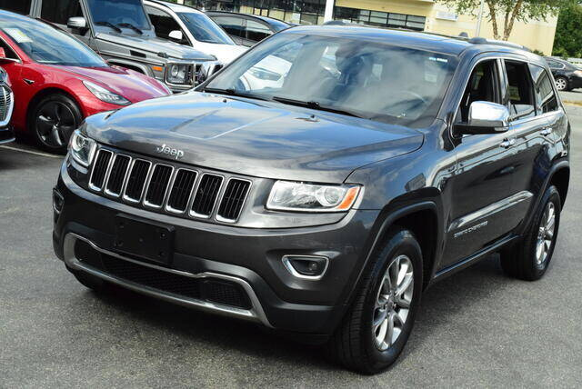 2014 Jeep Grand Cherokee for sale at Automall Collection in Peabody MA