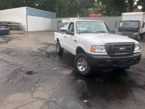 2007 Ford Ranger for sale at Affordable Cars in Kingston NY