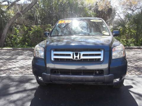 2006 Honda Pilot for sale at AUTO IMAGE PLUS in Tampa FL