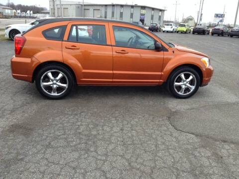 2011 Dodge Caliber for sale at Kevin's Motor Sales in Montpelier OH
