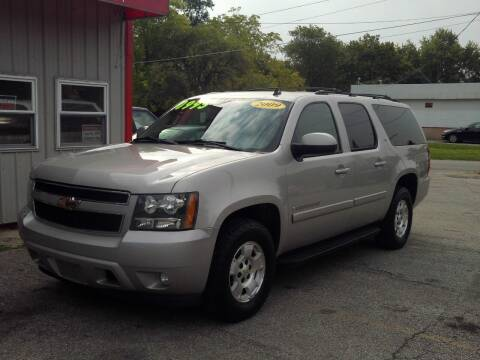 2009 Chevrolet Suburban for sale at Midwest Auto & Truck 2 LLC in Mansfield OH