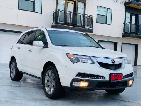 2010 Acura MDX for sale at Avanesyan Motors in Orem UT