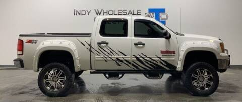 2013 GMC Sierra 1500 for sale at Indy Wholesale Direct in Carmel IN