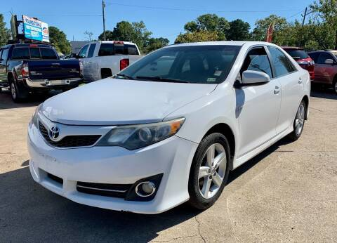 2014 Toyota Camry for sale at Steve's Auto Sales in Norfolk VA