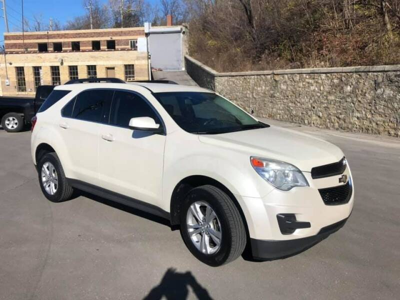 2013 Chevrolet Equinox for sale at Cow Town Classic Cars in Kansas City MO