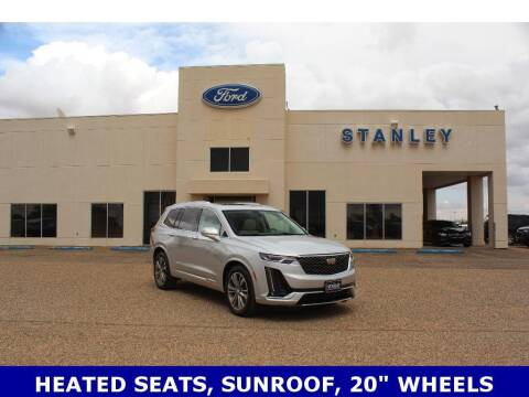 2020 Cadillac XT6 for sale at STANLEY FORD ANDREWS in Andrews TX