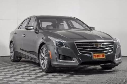 2018 Cadillac CTS for sale at Washington Auto Credit in Puyallup WA