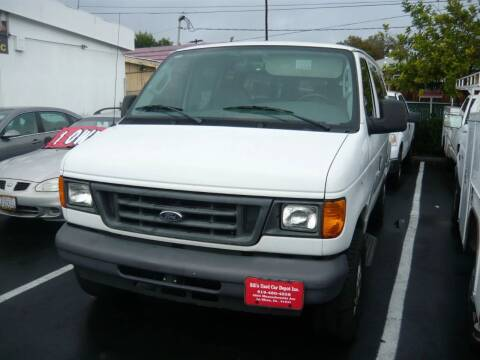 2006 Ford E-Series Wagon for sale at Bill's Used Car Depot Inc in La Mesa CA