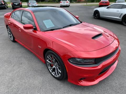 2015 Dodge Charger for sale at Hillside Motors in Jamestown KY